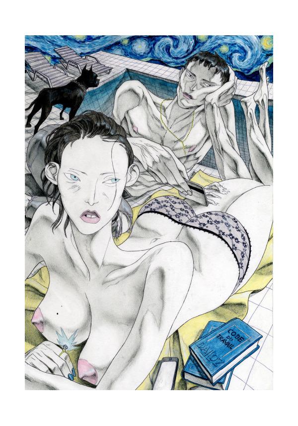 illustration - David Rappeneau